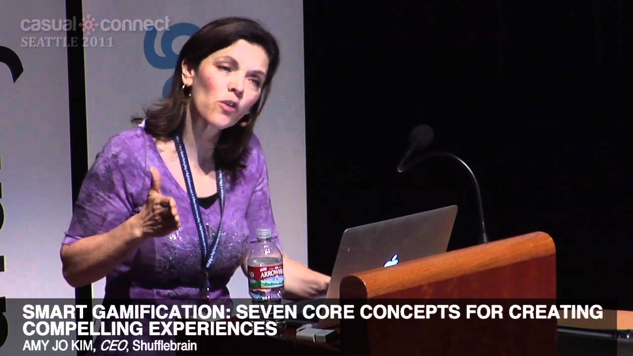 Creating Compelling Experiences | Amy Jo KIM - YouTube