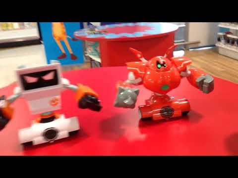 Remote Control Boxing Robot From Toys R Us