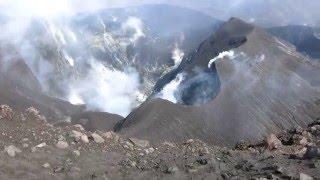 諏訪之瀬島御岳火口 - Suwanose-jima Otake crater