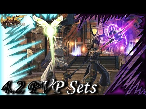 FFXIV: 4.2: New PvP Gear Sets!