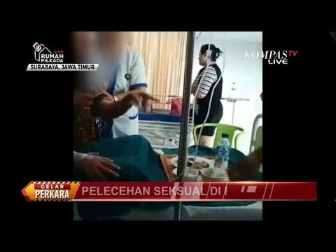 Perawat Pelaku Pelecehan Seksual di Proses Secara Hukum