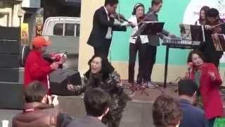거리공연으로 들썩이다_채널A 오늘의 영상_스마트리포터 동영상
