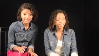 "Destiny's Child - ""Nuclear (Chloe x Halle Cover)"""