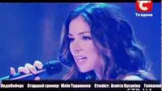 Zlata Ognevich - Za Lisami Gorami STB.UA TV performance