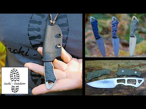 Das Sacki Neck Knife - Vorstellung des Prototyps