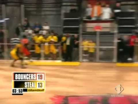 SlamBall 2002 : Bouncers - Steal [1/2]