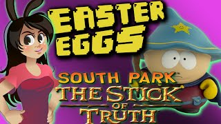 EASTER EGGS - South Park The Stick of Truth: Secret Ending, Hidden Friends, and The Hasselhoff