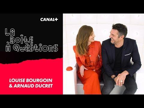 La Boîte à Questions de Louise Bourgoin & Arnaud Ducret – 29/03/2018 Vignette : en PJ