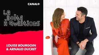 La Boîte à Questions de Louise Bourgoin & Arnaud Ducret – 29/03/2018 Vignette : en PJ streaming