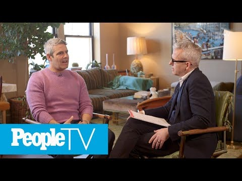 Andy Cohen Explains His Journey To Parenthood 'As A Gay Man'   PeopleTV