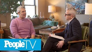 Andy Cohen Explains His Journey To Parenthood 'As A Gay Man' | PeopleTV