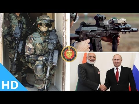 Indian Defence Updates : India signs AK-203 Deal with Russia,OFB Amethi Facility,Carbine Awaited
