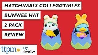 Hatchimals Pink Unicorn 2 piece hat and gloves