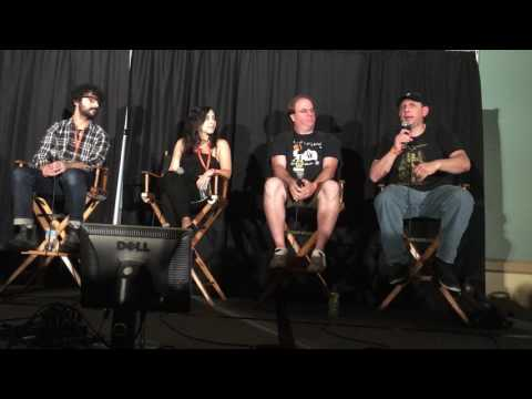 Stage & Scream: Immersive Horror Theater Panel from Midsummer Scream 2017