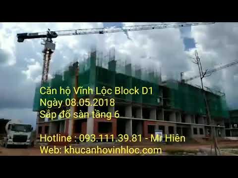 Căn hộ Vĩnh Lộc ngày 08/05/2018 LH: 0931113981 - Mr.HIÊN ( Trưởng NKD Block D1 căn hộ Vĩnh Lộc )
