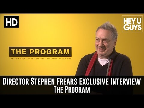 Director Stephen Frears Exclusive Interview - The Program