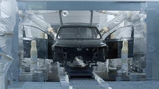 Так Собирают Вашу Шкода Октавия. Assembling Your Car Skoda Octavia