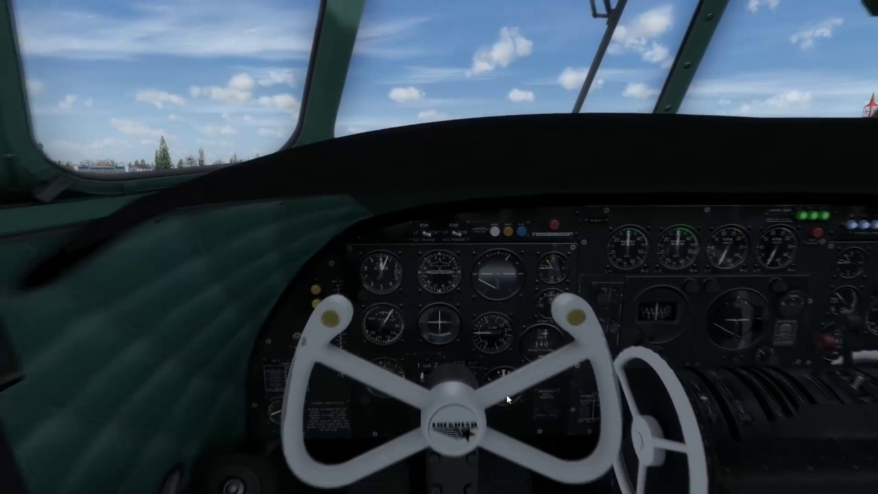 P3D Gauge and Texture Shimmering Fix