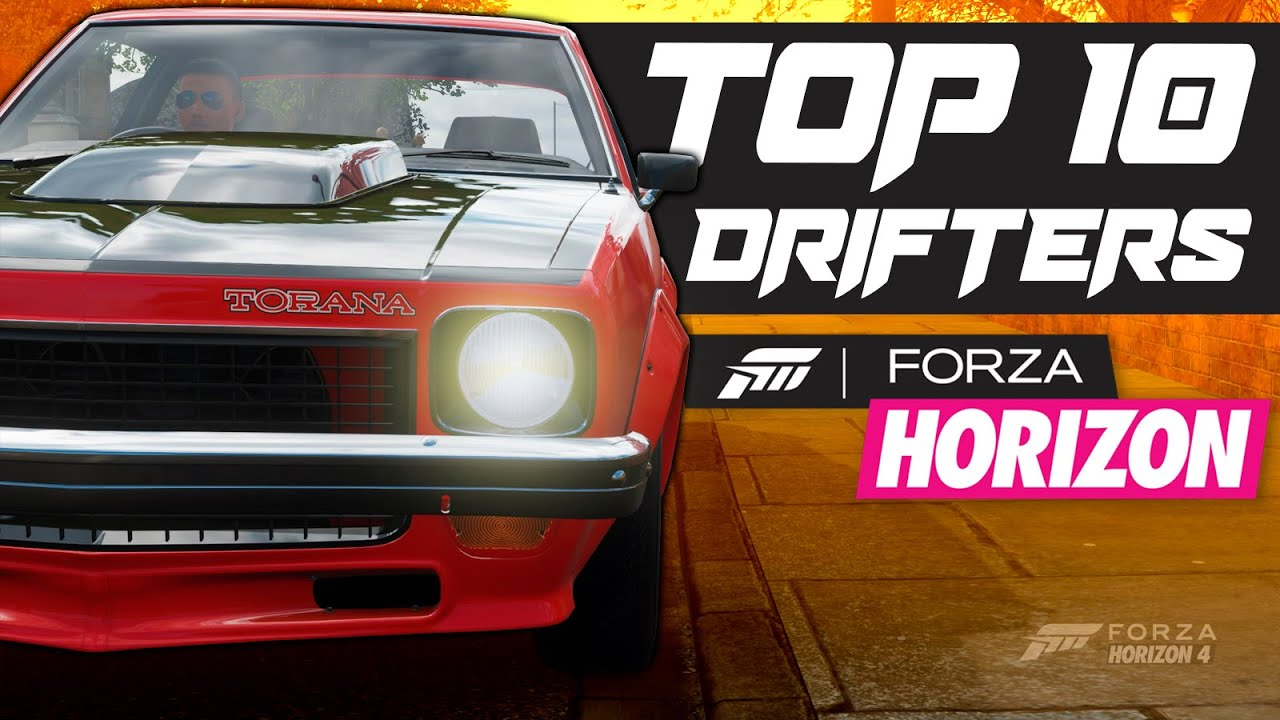 🔰 TOP 10 FORZA DRIFTS AT AN INSANE LEVEL!