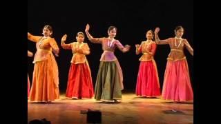 Kathak Dance-Bhajan