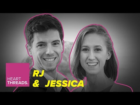 RJ & Jessica: She Turned To Craigslist In Need Of A Date And Found Her Future Husband | HeartThreads
