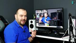BenQ EW3270U - monitor, który DBA O WZROK?
