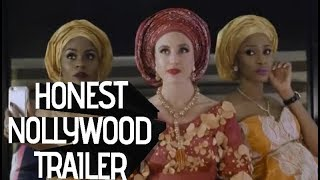 Honest Nollywood Trailers - The Wedding Party 2 (Destination Dubai)