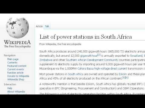 South African Solar Power Inventions