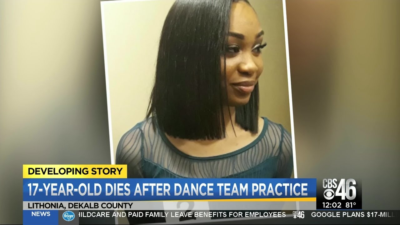 Georgia: Black Teen Collapse And Dies After Dance Practice: