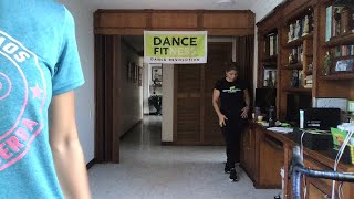 dance fitness full body. 500 calorias o mas.