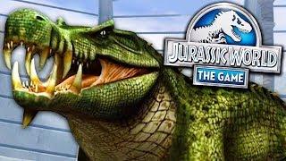 O BOSS ESTA CHEGANDO! - Jurassic World - O Jogo - Ep 348