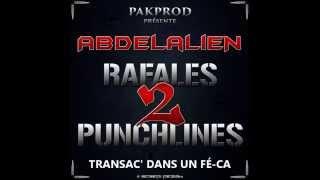 Abdelalien - Rafales de punchlines