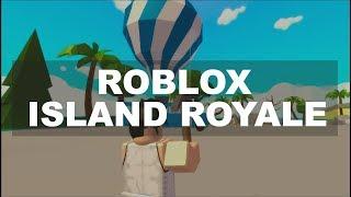 Test Roblox | Island Royale-The tail is pretty Ku Fortnite?? 😆🌴
