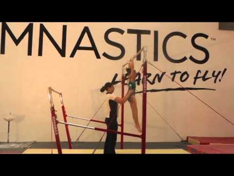 National Level 3   Uneven Bars