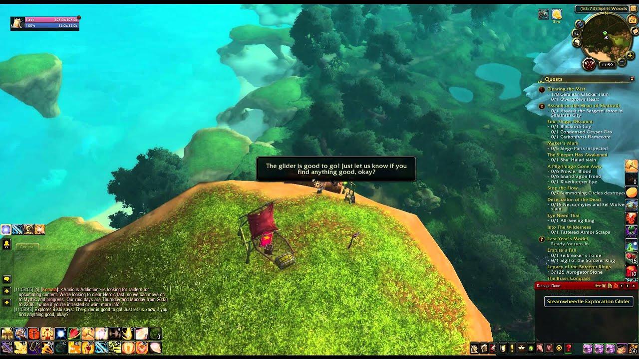 Goblin Pack Treasure Nagrand By Zafrostpet