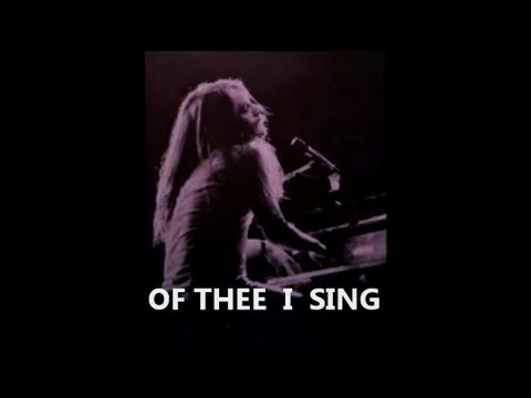 LEON RUSSELL   -  OF THEE I SING  Lyrics