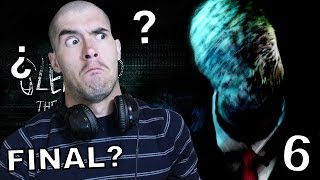 YA LLEGAMOS AL FINAL? | Slender The Arrival | Parte 6 - JuegaGerman