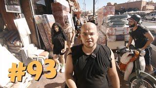 #93 Przez Świat na Fazie - Autostop po Afryce | Marakesz, Agadir | Maroko