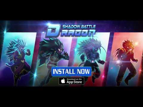 Dragon Shadow Battle Warriors: Super Hero Legend For Iphone X