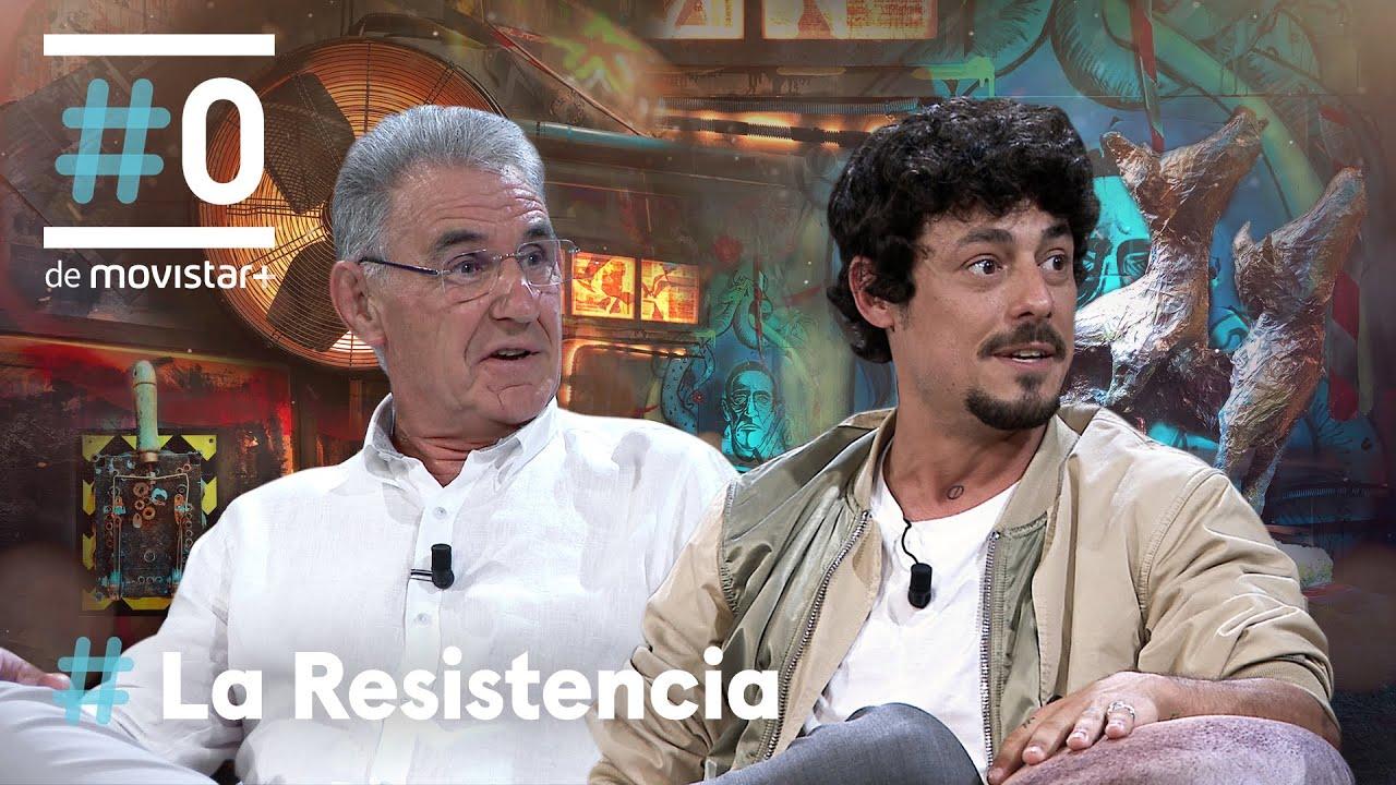 LA RESISTENCIA - Entrevista a Jesús Carmona y Jon Marcaide | Parte 1 |  #LaResistencia 23.06.2021