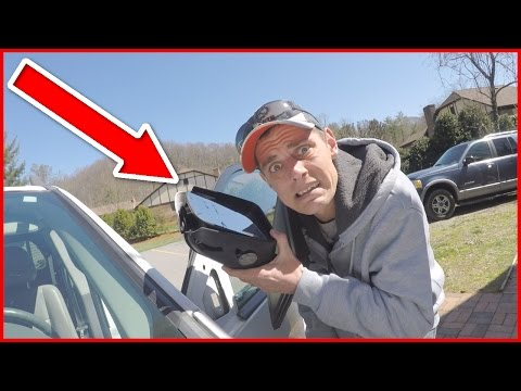 How to: Install Replace Broken Drivers Side Mirror | 2005 Ford Freestyle | Easy & SAVED MONEY!