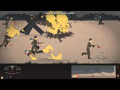 Webová hra: Art of War Omaha