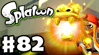 Splatoon - Gameplay Walkthrough Part 82 - Rainmaker! (Nintendo Wii U)