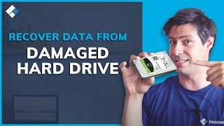 How to Recover Dąta from Damaged/Failed/Crashed Hard Drive?
