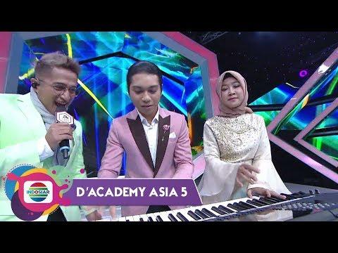WOW PERSAINGAN SERU!! Keyboardist Viral Arindi Putri Battle Main Keyboard Lawan Randa LIDA Mp3