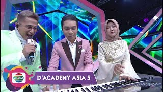 WOW PERSAINGAN SERU!! Keyboardist Viral Arindi Putri Battle Main Keyboard Lawan Randa LIDA