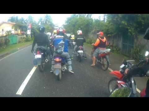 Northern Samar Loop (wet ride)