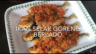 Detail recipe, please click my blog link at http://www.aziekitchen.com/2018/10/ikan-selar-goreng-berlado-yang-sangat.html Please follow me at : Instagram ...