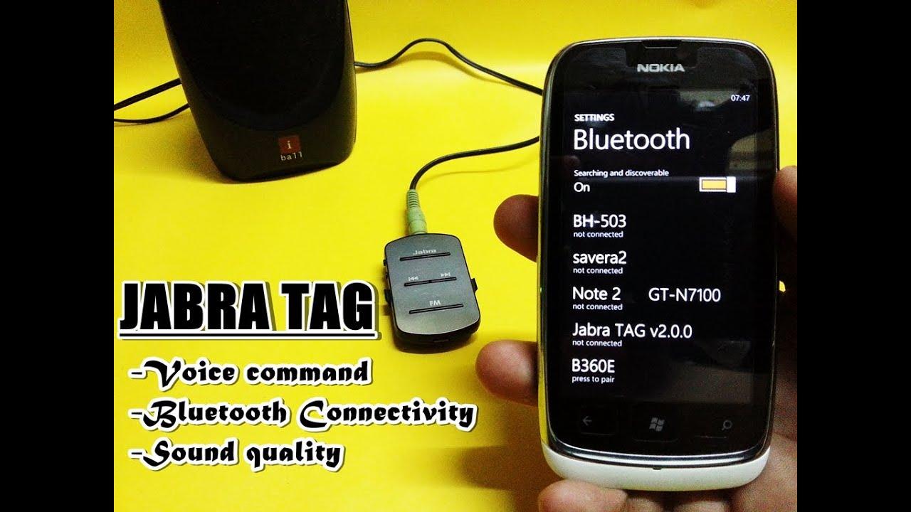 Jabra storm/ Обзор гарнитуры/ Bluetooth гарнитура - YouTube