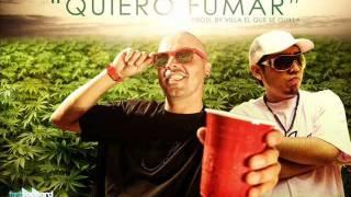 Jq ft Kale Randy & Guelo Star - Yo quiero fumar Remix  NEW 2011